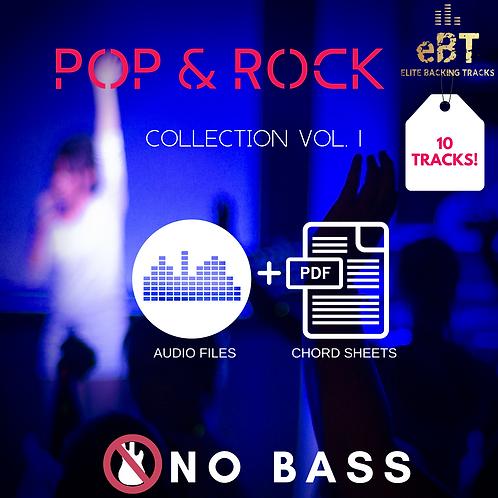 Pop & Rock Collection Vol. 1 [NO BASS]