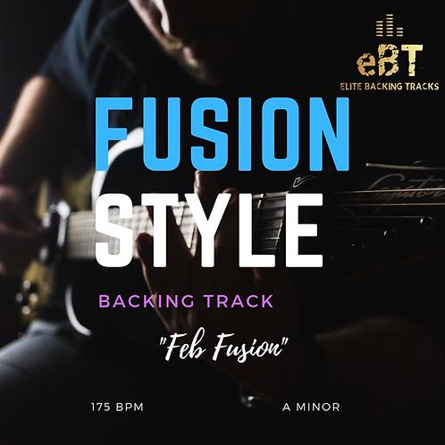 Feb Fusion - Chord Sheet