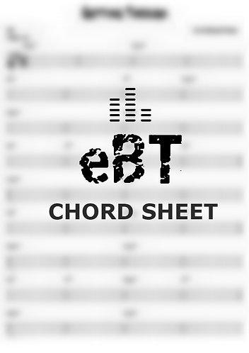 Mellow Breeze - Chord Sheet *Bb*