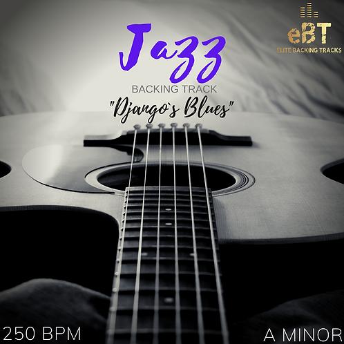 Django`s Blues - Chord Sheets