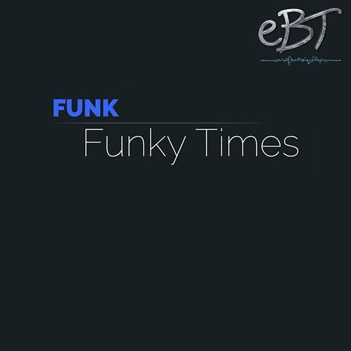 Funky Times - Chord Sheet