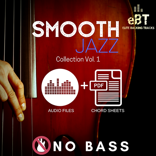 Smooth Jazz Collection Vol. 1 [NO BASS]