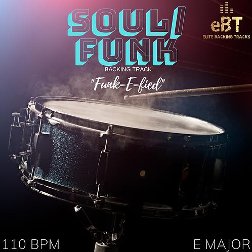 Funk-E-fied - Chord Sheet