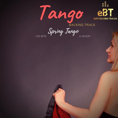 Spring Tango - Chord Sheet