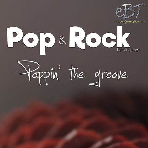 Poppin` The Groove - Chord Sheet