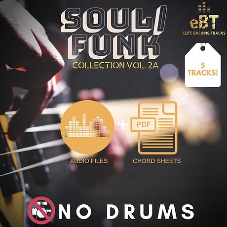 Soul & Funk Collection Vol. 2a_NO DRUMS_