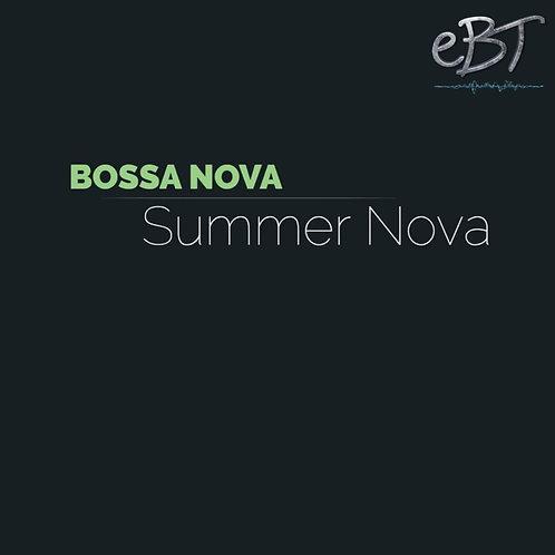 Summer Nova - Chord Sheet