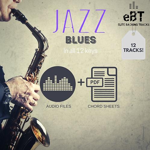 Jazz Blues in 12 Keys