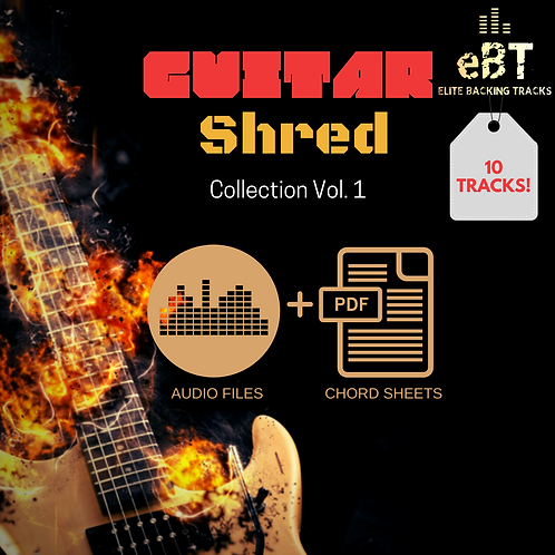 Guitar Shred Collection Vol. 1
