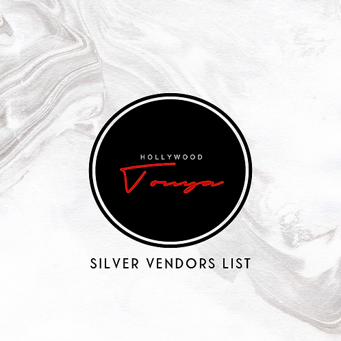 Silver Label Hair Vendor List
