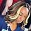 Thumbnail: Netta (Hand-Made Closure Wig)