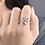 Thumbnail: Flower & Branch Adjustable Ring