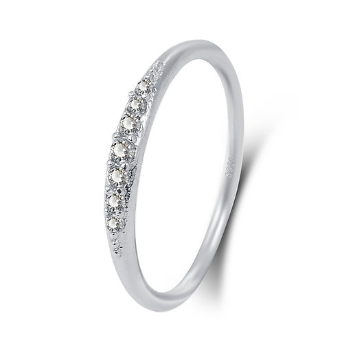Simple Encrusted Band