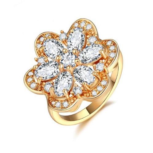 Flower Burst Ring
