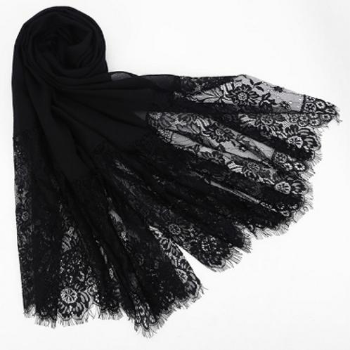 Chantilly Lace - Black