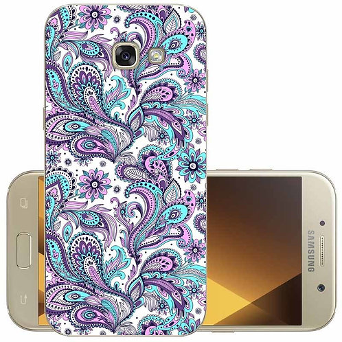 Purple Paisley Case