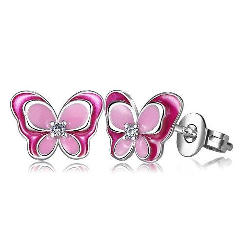 Pretty Pink Butterflies