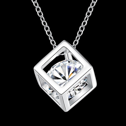 Sparkle in a Box Necklace