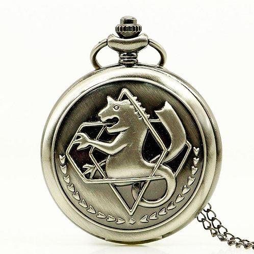 Fullmetal Alchemist Large Pocket Watch