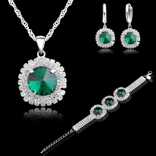 All the Glitz and the Glamour - Green