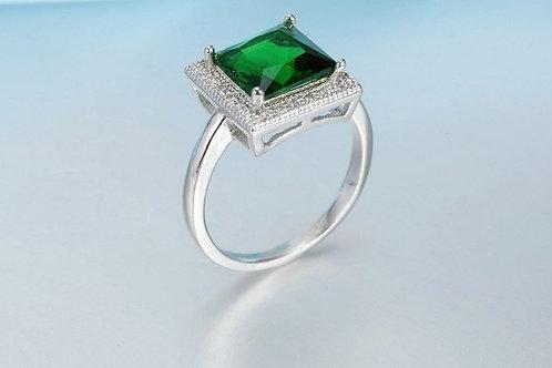Royal Princess Square Ring