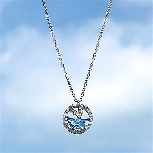 Lucky Mermaid Necklace