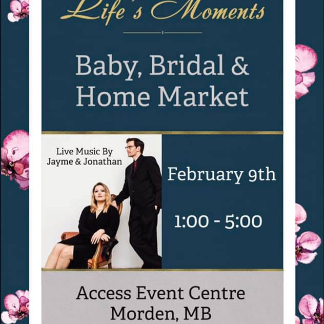 Baby, Bridal and Home Market Morden