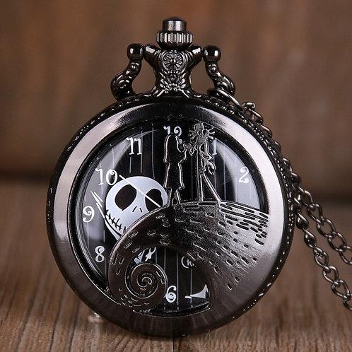 Jack Skeleton Large Pocket Watch