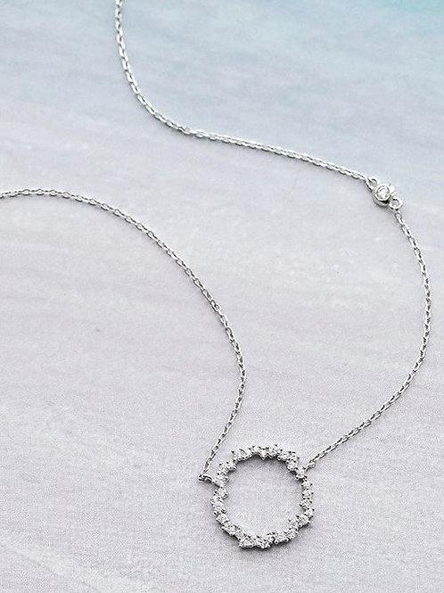 Holly Circlet Necklace