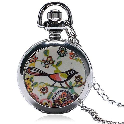Little Bird Small Pocket Watch