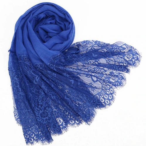 Chantilly Lace - Blue