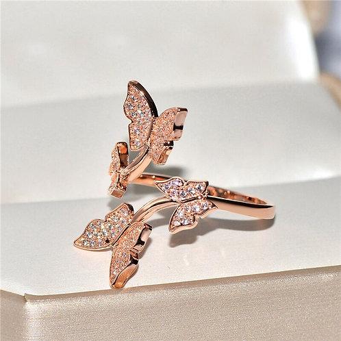 Butterflies Take Flight Adjustable