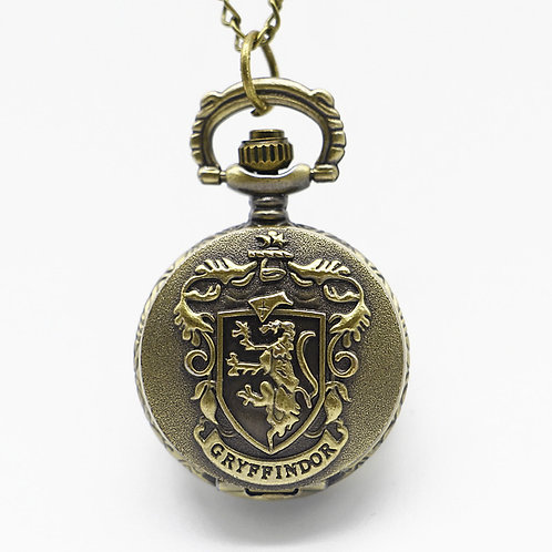 Harry Potter Gryffindor Small Pocket Watch