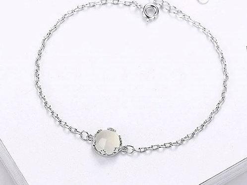 Simply Iridescent Bracelet