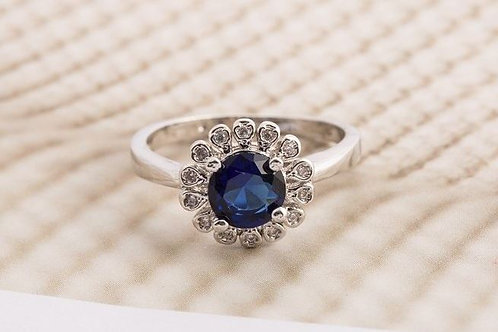 Sapphire Blooms
