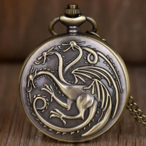 Game of Thrones Large Pocket Watch
