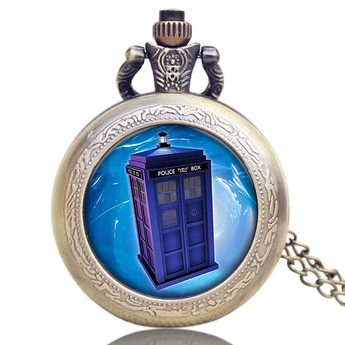 Doctor Who Small Pocket Watch