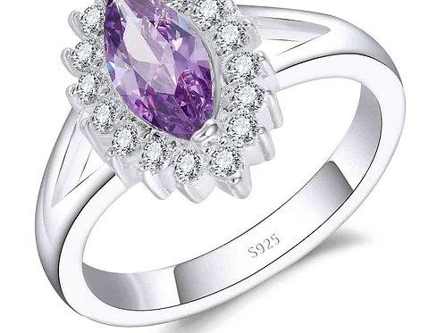 Purple Rain Ring