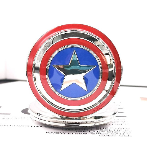 Captain America Large Pocket Watch