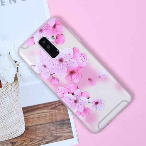 Pink Cherry Blossoms Case