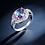 Thumbnail: Mystic Oval Bridge Ring
