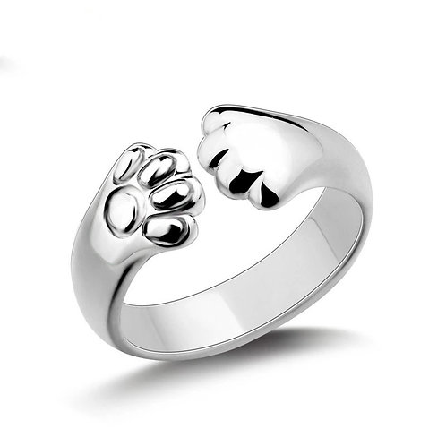 Puppy Paws Ring