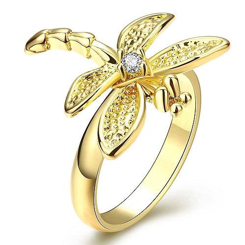 Dragonfly Golden Ring