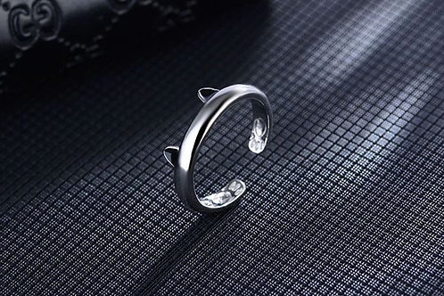 Cat Ears & Paws Ring