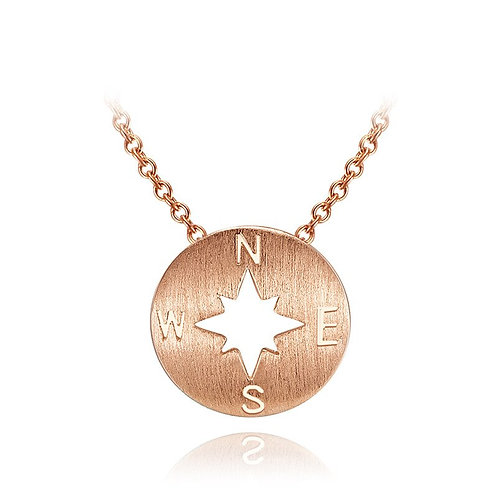North Star Direction Necklace