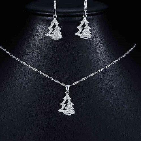 Sparkle Christmas Tree Set