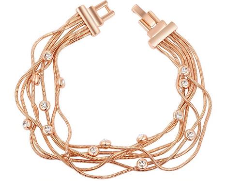 Gold & Diamonds Bracelets