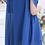 Thumbnail: Sapphire Blue Scarf Vest