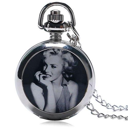 Marilyn Monroe Small Pocket Watch