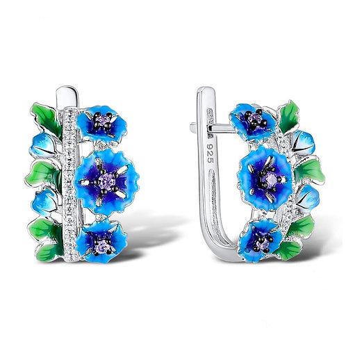 Blooming Vine Earrings